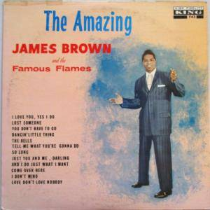 Cover - James Brown: Amazing James Brown, The