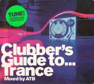 Cover - Gouryella: Clubber's Guide To... Trance