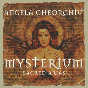 Angela Gheorghiu: Mysterium - Sacred Songs - Cover
