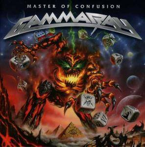 Gamma Ray: Master Of Confusion - Cover