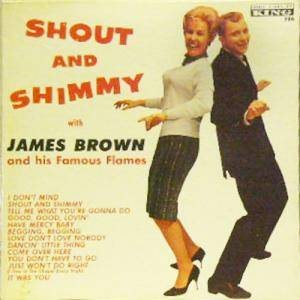 Cover - James Brown: Shout And Shimmy