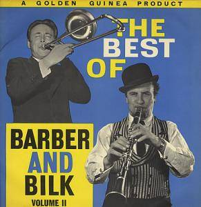 Cover - Acker Bilk: Best Of Barber And Bilk Vol. 2, The
