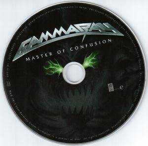 Gamma Ray: Master Of Confusion (Mini-CD / EP) - Bild 3