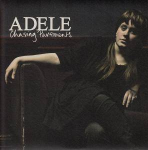 Cover - Adele: Chasing Pavements