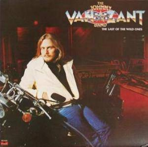 The Johnny Van Zant Band: Last Of The Wild Ones, The - Cover
