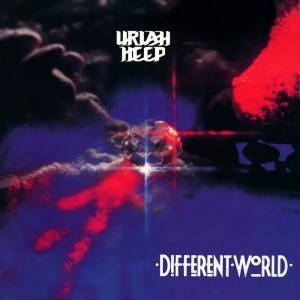Uriah Heep: Different World (LP) - Bild 1