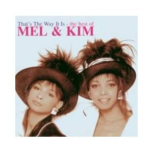 Cover - Mel & Kim: That's The Way It Is - The Best Of Mel & Kim