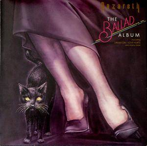 Nazareth: Ballad Album, The - Cover