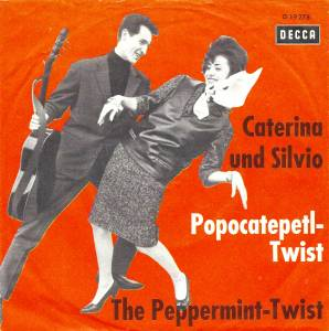Cover - Caterina & Silvio: Popocatepetl-Twist