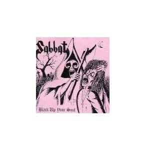 Sabbat: Black Up Your Soul - Cover