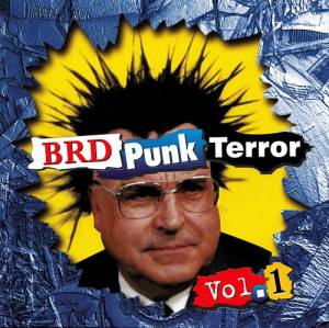 BRD Punk Terror Vol. 1 - Cover