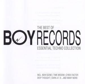 "Cover - ""O"": Best Of Boy Records Essential Techno Collection, The"