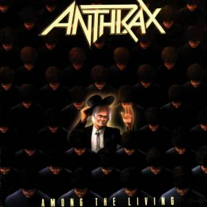Anthrax: Among The Living (CD) - Bild 1