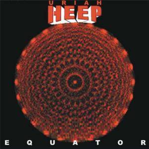 Uriah Heep: Equator - Cover