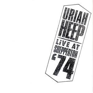 Uriah Heep: Live At Shepperton '74 - Cover