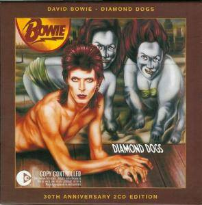 David Bowie: Diamond Dogs - Cover