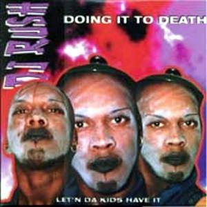 Cover - DJ Rush: Doing It To Death