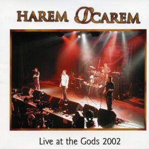 Harem Scarem: Live At The Gods 2002 - Cover
