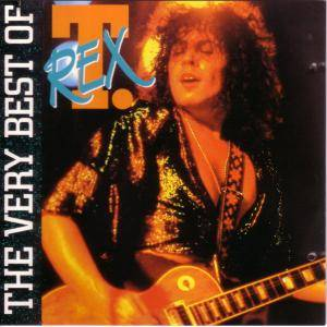T. Rex: Very Best Of T. Rex, The - Cover