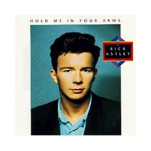 Cover - Rick Astley: Hold Me In Your Arms