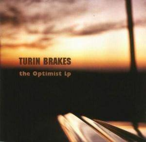 Turin Brakes: Optimist LP, The - Cover