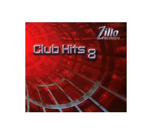 Zillo Club-Hits 08 - Cover
