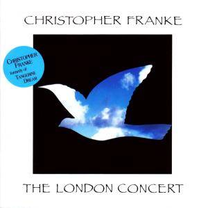 Christopher Franke: London Concert, The - Cover
