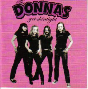 Cover - Donnas, The: Get Skintight