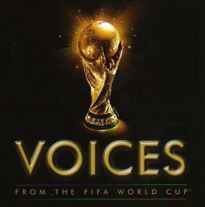 Voices From The FIFA World Cup - Cover
