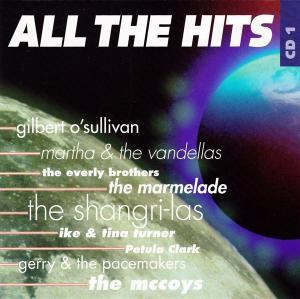 All The Hits CD1 - Cover