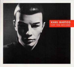 Karl Bartos: Off The Record - Cover