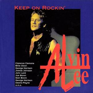 Cover - Alvin Lee: Keep On Rockin'