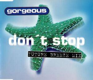 Cover - Gorgeous: Don't Stop