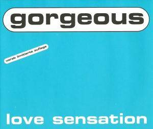 Cover - Gorgeous: Love Sensation