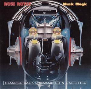 Cover - Rose Royce: Music Magic