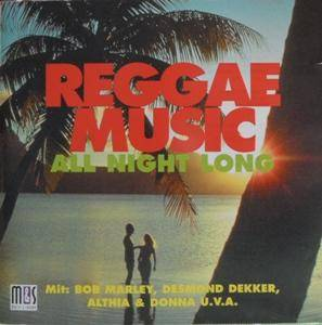 "Reggae Music ""All Night Long"" - Cover"