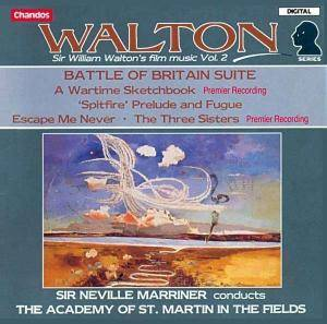 Cover - William Walton: Walton Film Music Volume 2