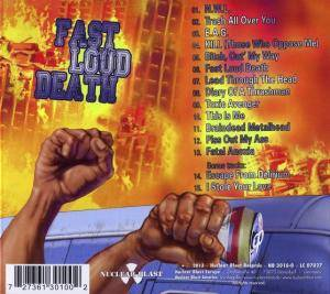 Lost Society: Fast Loud Death (CD) - Bild 5