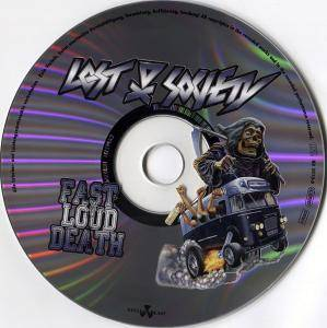 Lost Society: Fast Loud Death (CD) - Bild 6