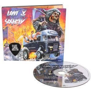Lost Society: Fast Loud Death (CD) - Bild 7