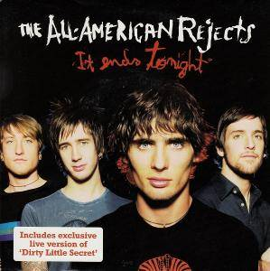Cover - All-American Rejects, The: It Ends Tonight