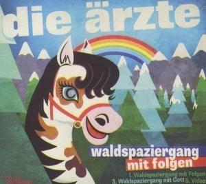 Die Ärzte: Waldspaziergang Mit Folgen / Sohn Der Leere (Single-CD) - Bild 1