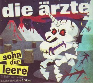 Die Ärzte: Waldspaziergang Mit Folgen / Sohn Der Leere (Single-CD) - Bild 2