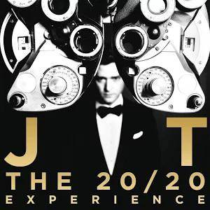 Justin Timberlake: 20/20 Experience, The - Cover