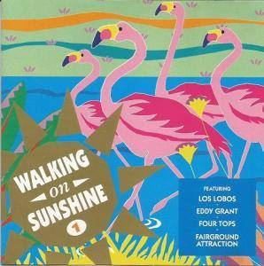 Walking On Sunshine Volume One - Cover