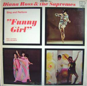 "Cover - Diana Ross & The Supremes: Sing And Perform ""Funny Girl"""