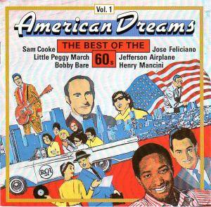 Cover - Friends Of Distinction, The: American Dreams - The Best Of The 60's - Vol. 1