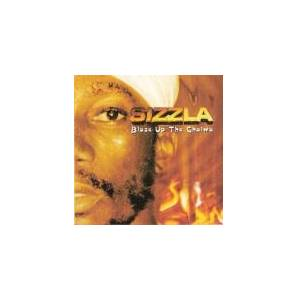Sizzla: Blaze Up The Chalwa - Cover