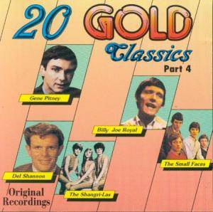 Cover - Larks, The: 20 Gold Classics Part 4