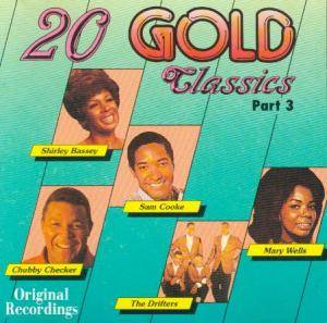 Cover - Chantays, The: 20 Gold Classics Part 3